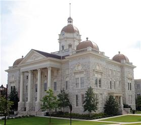 Image of the Shelby County Courthouse