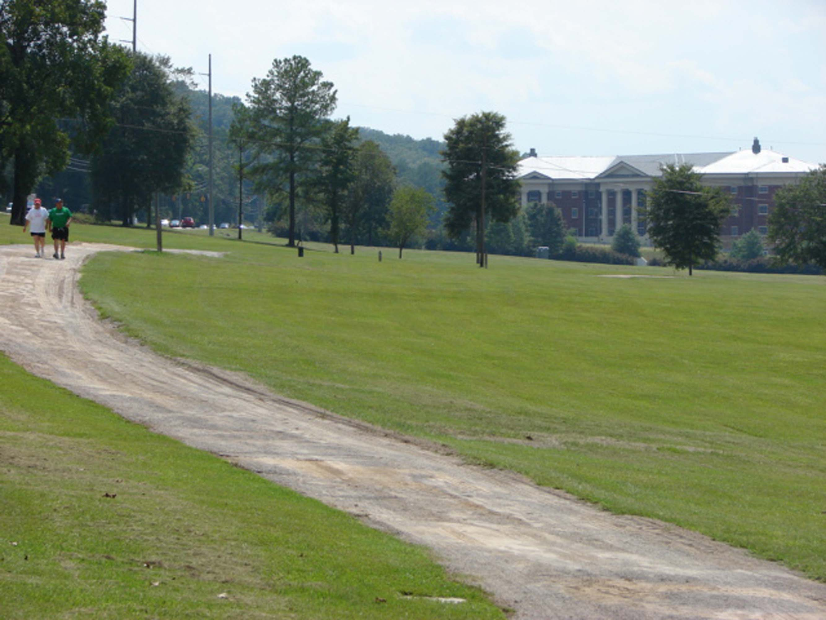 Veterans Park on Valleydale
