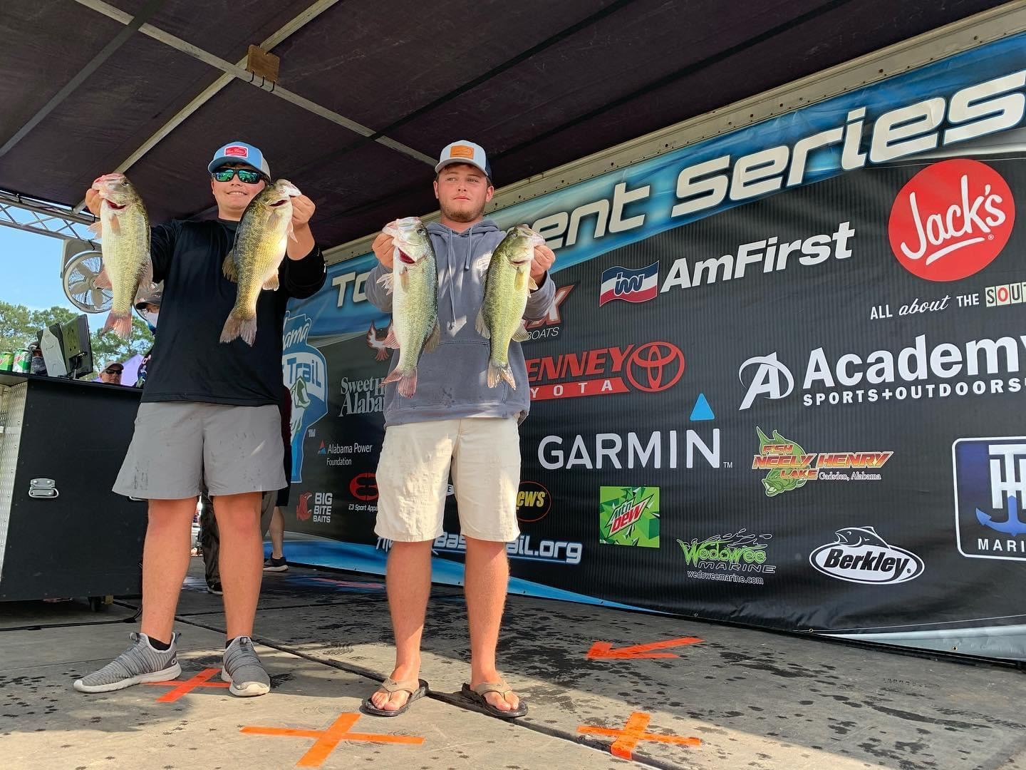 Alabama Bass Trail South Division 2020